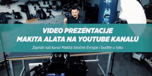 Makita video prezentacije